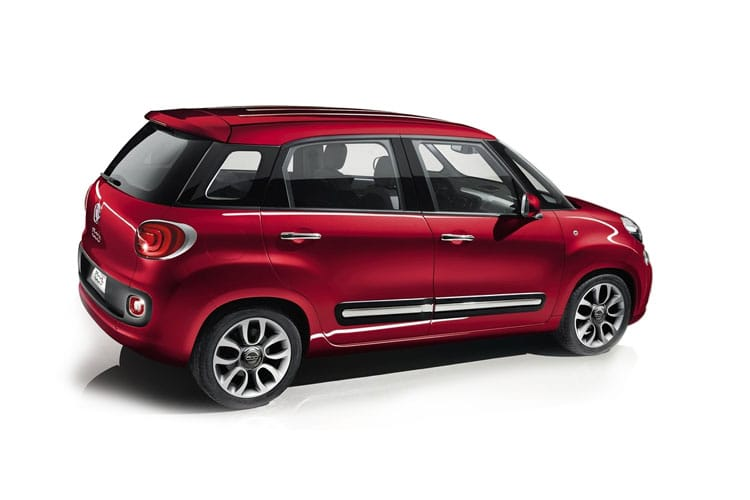 Fiat 500L Hatch 5Dr 1.4  95PS Sport 5Dr Manual [Start Stop] back view