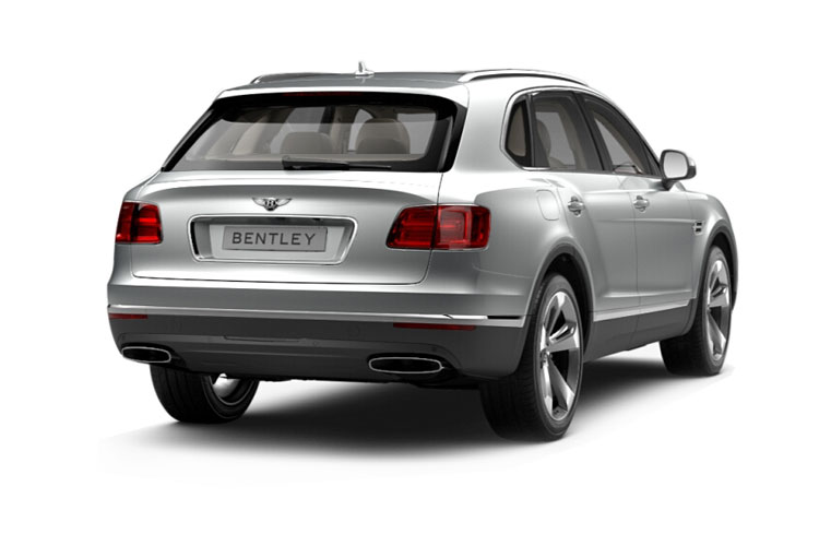 Bentley Bentayga SUV 4.0 V8 550PS  5Dr Auto [Start Stop] [4Seat] back view