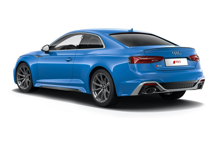 Audi A5 45 Coupe quattro 2Dr 2.0 TFSI 265PS Edition 1 2Dr S Tronic [Start Stop] back view