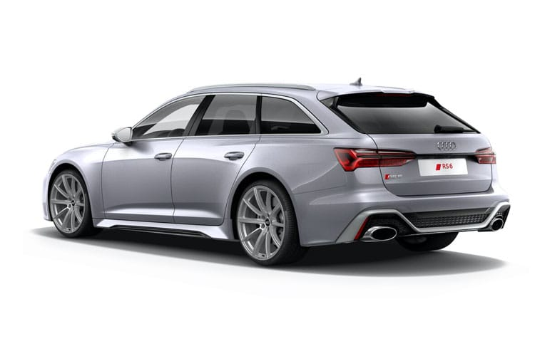 Audi A6 40 Avant 2.0 TFSI 204PS Sport 5Dr S Tronic [Start Stop] [Technology] back view