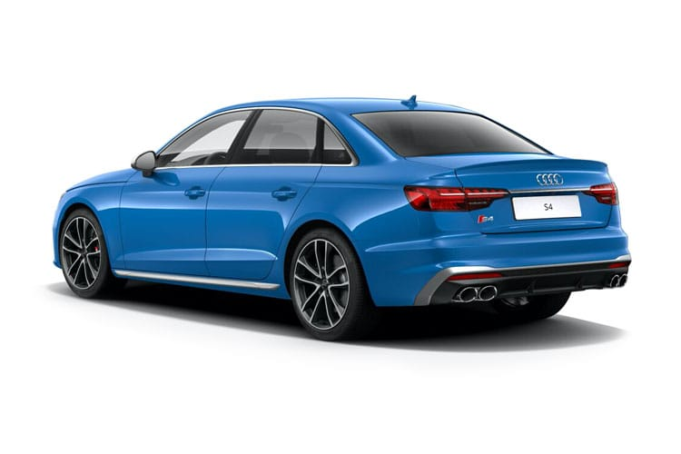 Audi A4 35 Saloon 4Dr 2.0 TFSI 150PS Sport Edition 4Dr Manual [Start Stop] [Comfort Sound] back view