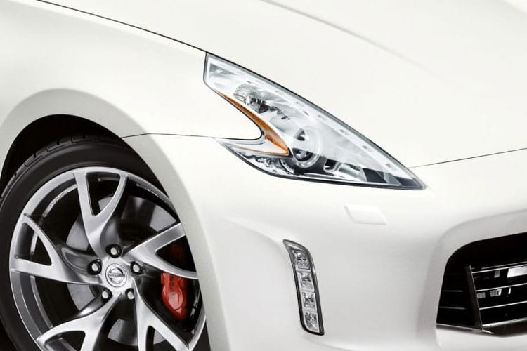 Nissan 370Z Coupe 3Dr 3.7 V6 344PS Nismo 3Dr Manual detail view