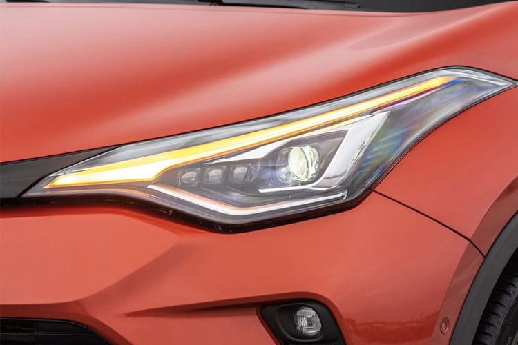 Toyota C-HR 5Dr 1.8 VVT-h 122PS Excel 5Dr CVT [Start Stop] detail view
