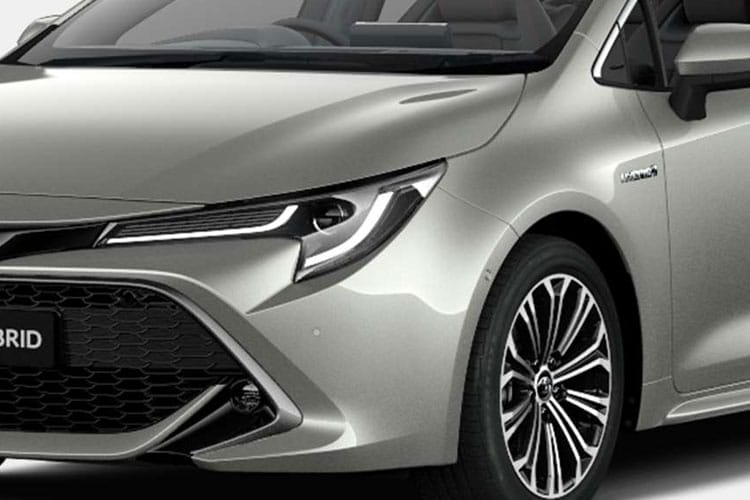 Toyota Corolla Touring Sports 1.8 VVT-h 122PS Trek 5Dr CVT [Start Stop] detail view