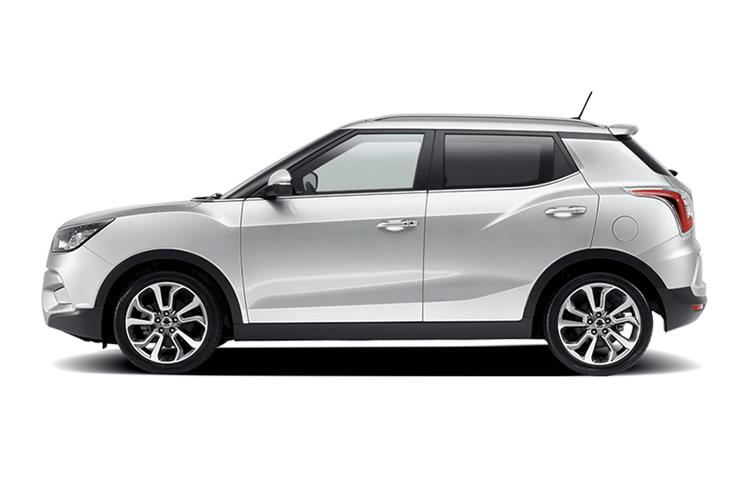 Ssangyong Tivoli SUV 5Dr 1.6 P 128PS ELX 5Dr Manual [Start Stop] detail view