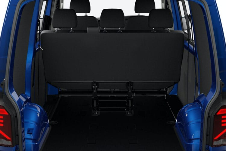 Volkswagen Transporter Kombi T32LWB 2.0 TDI FWD 150PS Startline Crew Van High Roof DSG [Start Stop] detail view