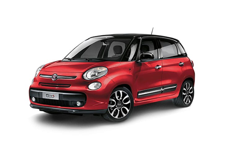 Fiat 500L Hatch 5Dr 1.4  95PS Sport 5Dr Manual [Start Stop] front view