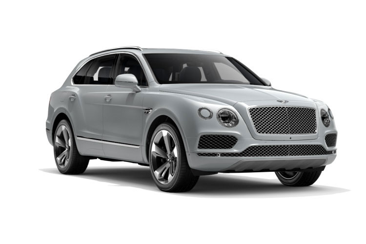 Bentley Bentayga SUV 4.0 V8 550PS  5Dr Auto [Start Stop] [4Seat] front view