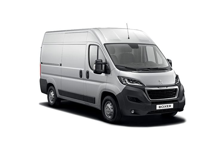 Peugeot Boxer 330 L1 2.2 BlueHDi FWD 120PS Professional Van Manual [Start Stop] front view