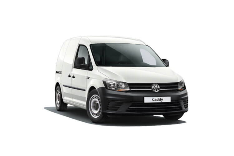 Volkswagen Caddy Cargo Maxi C20 N1 2.0 TDI FWD 102PS Kombi Crew Van Manual [Start Stop] front view