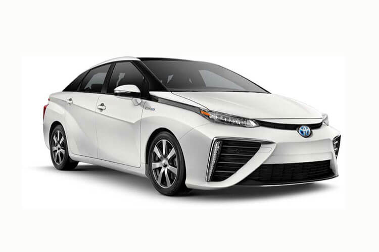 Toyota Mirai Saloon 0.0 Fuel Cell 154PS  4Dr Auto front view