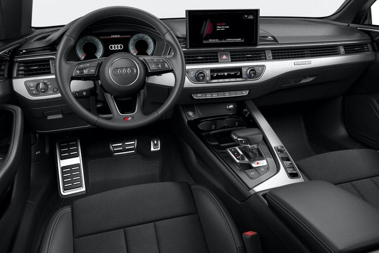 Audi A5 35 Cabriolet 2Dr 2.0 TFSI 150PS Edition 1 2Dr S Tronic [Start Stop] inside view