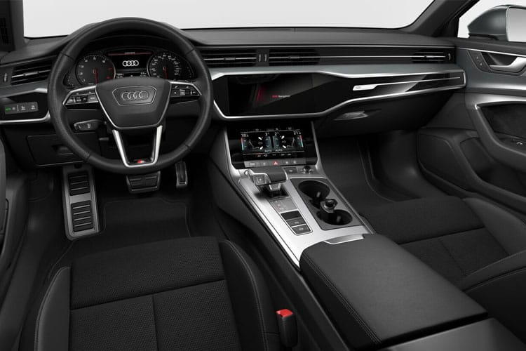 Audi A6 40 Saloon quattro 2.0 TDI 204PS Sport 4Dr S Tronic [Start Stop] inside view