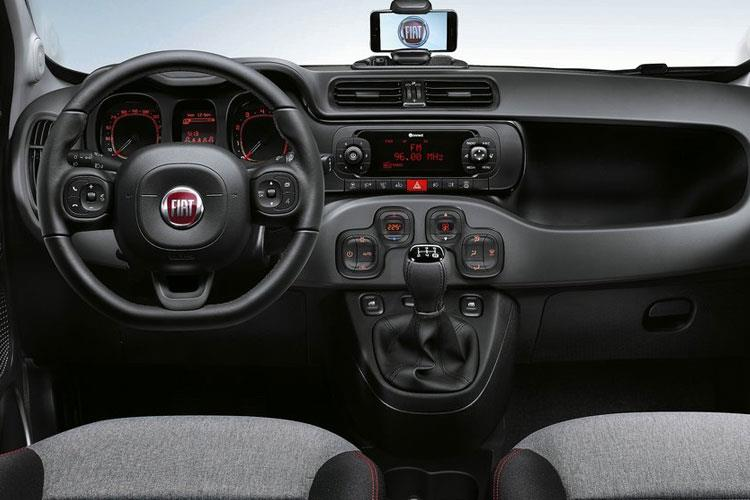 Fiat Panda Hatch 5Dr 1.0 MHEV 70PS Sport 5Dr Manual [Start Stop] inside view