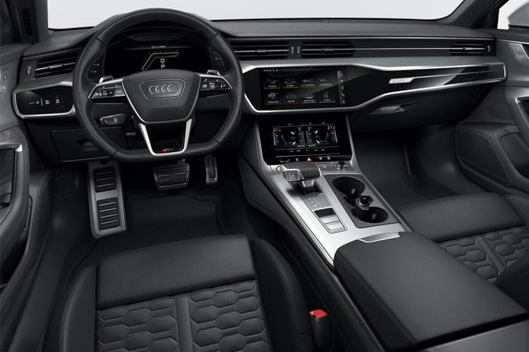 Audi A6 40 Avant 2.0 TFSI 204PS Sport 5Dr S Tronic [Start Stop] [Technology] inside view