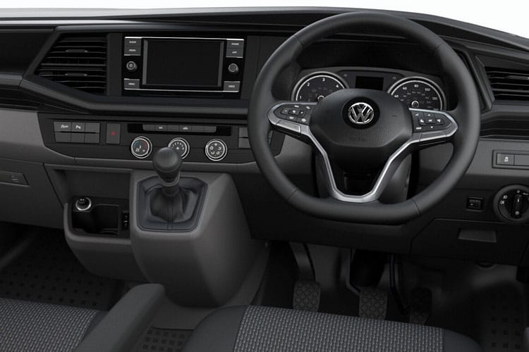 Volkswagen Transporter T32LWB 4Motion 2.0 BiTDI 4WD 199PS Highline Van DSG [Start Stop] inside view