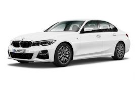 BMW 3 Series Saloon 320 Saloon 2.0 d MHT 190PS M Sport Pro Edition 4Dr Auto [Start Stop] [Tech]