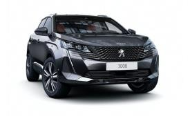 Peugeot 3008 SUV SUV 1.5 BlueHDi 130PS Active Premium 5Dr Manual [Start Stop]