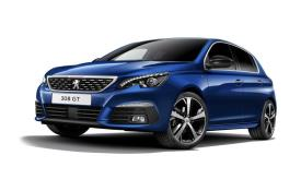 Peugeot 308 Hatchback Hatch 5Dr 1.5 BlueHDi 130PS GT Line 5Dr EAT8 [Start Stop]