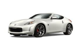 Nissan 370Z Coupe Coupe 3Dr 3.7 V6 328PS GT 3Dr Manual [50th Anniversary]