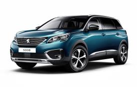 Peugeot 5008 SUV SUV 1.2 PureTech 130PS Active 5Dr Manual [Start Stop]
