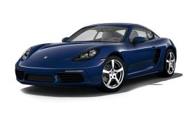 Porsche 718 Coupe Cayman Coupe 2.0 T 300PS  2Dr Manual [Start Stop]
