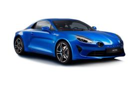 Alpine A110 Coupe Coupe 1.8 Turbo 292PS Color Edition 2Dr DCT