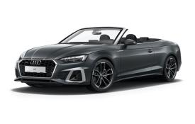 Audi A5 Convertible 35 Cabriolet 2Dr 2.0 TFSI 150PS S line 2Dr S Tronic [Start Stop]