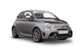 Abarth 595 Convertible C Cabrio 1.4 T-Jet 180PS Competizione 70th 2Dr Manual