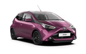 Toyota Aygo Hatchback Funroof Hatch 5Dr 1.0 VVTi 71PS x-trend 5Dr x-shift