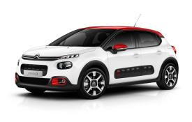 Citroen C3 Hatchback Hatch 5Dr 1.2 PureTech 110PS Shine Plus 5Dr Manual [Start Stop]