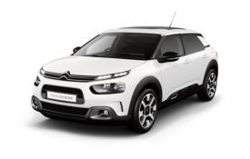 Citroen C4 Cactus Hatchback Hatch 5Dr 1.2 PureTech 130PS Flair 5Dr EAT6 [Start Stop]