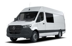 Mercedes-Benz Sprinter Crew Van 317 L2 3.5t 2.0 CDi RWD 170PS Progressive Crew Van High Roof Manual [Start Stop]