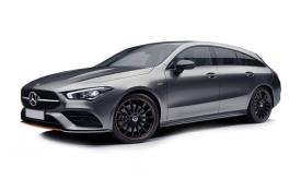 Mercedes-Benz CLA Estate CLA250e Shooting Brake 1.3 PiH 15.6kWh 218PS AMG Line Premium Plus 5Dr 8G-DCT [Start Stop]