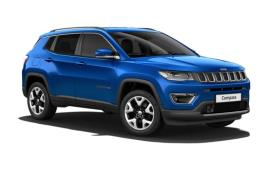 Jeep Compass SUV SUV 4WD 1.4 T MultiAirII 170PS Limited 5Dr Auto [Start Stop]