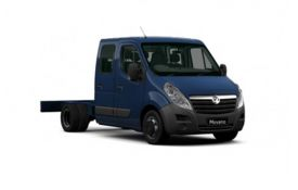 Vauxhall Movano HGV Chassis Cab R45DRW L2 2.3 CDTi BiTurbo DRW 165PS  Chassis Cab Manual [Start Stop]