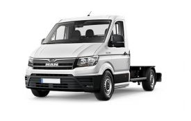 MAN TGE Chassis Cab 3.140 3.5t Standard RWD 2.0 d RWD 140PS  Chassis Double Cab Manual [Start Stop]