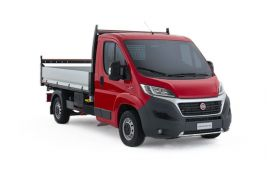 Fiat Ducato Tipper 35 Maxi LWB 2.3 MultijetII FWD 160PS 3-Way Tipper Double Cab Auto [Start Stop]
