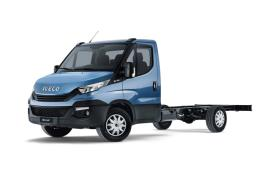 Iveco Daily Chassis Cab 35C 3000 DRW 2.3 D HPI 12V DRW 116PS  Chassis Cab Manual [Start Stop]
