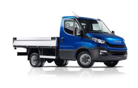 Iveco Daily Dropside Double Cab 35S 3750 2.3 D HPI 16V RWD 156PS  Dropside Double Cab Manual [Start Stop]