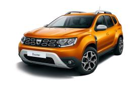 Dacia Duster SUV SUV 4wd Selectable 1.5 Blue dCi 115PS Techroad 5Dr Manual [Start Stop]