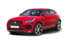 Jaguar E-PACE SUV SUV AWD 2.0 d 150PS Chequered Flag 5Dr Auto [Start Stop]