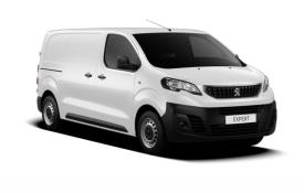 Peugeot Expert Van Long 1400Kg 2.0 BlueHDi FWD 120PS Asphalt Van Manual [Start Stop]