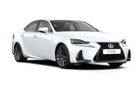 Lexus IS Saloon 300 Saloon 2.5 h 223PS IS 4Dr E-CVT [Start Stop] [Comfort SRoof]