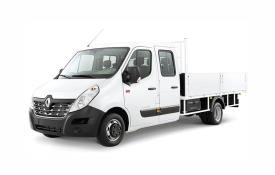 Renault Master Tipper LWB 35 RWD 2.3 dCi RWD 130PS Business Tipper Manual [Aluminium Tool Box]