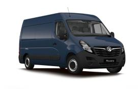 Vauxhall Movano HGV Van High Roof R45DRW L4 2.3 CDTi BiTurbo DRW 165PS Edition Van High Roof Manual [Start Stop]