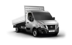 Nissan NV400 Tipper L2 35TW RWD 2.3 dCi DRW 145PS Acenta Tipper Manual [Start Stop]
