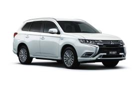 Mitsubishi Outlander SUV PHEV SUV 2.4 h TwinMotor 13.8kWh 224PS Verve 5Dr CVT [Start Stop]
