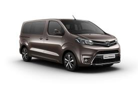 Toyota PROACE Verso MPV Medium 2.0 D FWD 150PS Family MPV Manual [Start Stop] [8Seat Premium]