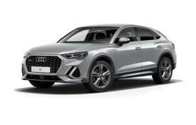Audi Q3 SUV 35 SUV 5Dr 2.0 TDI 150PS Sport 5Dr Manual [Start Stop] [Comfort Sound]